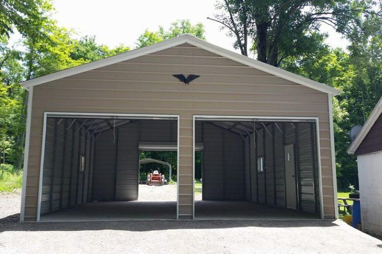 Eagle Garage