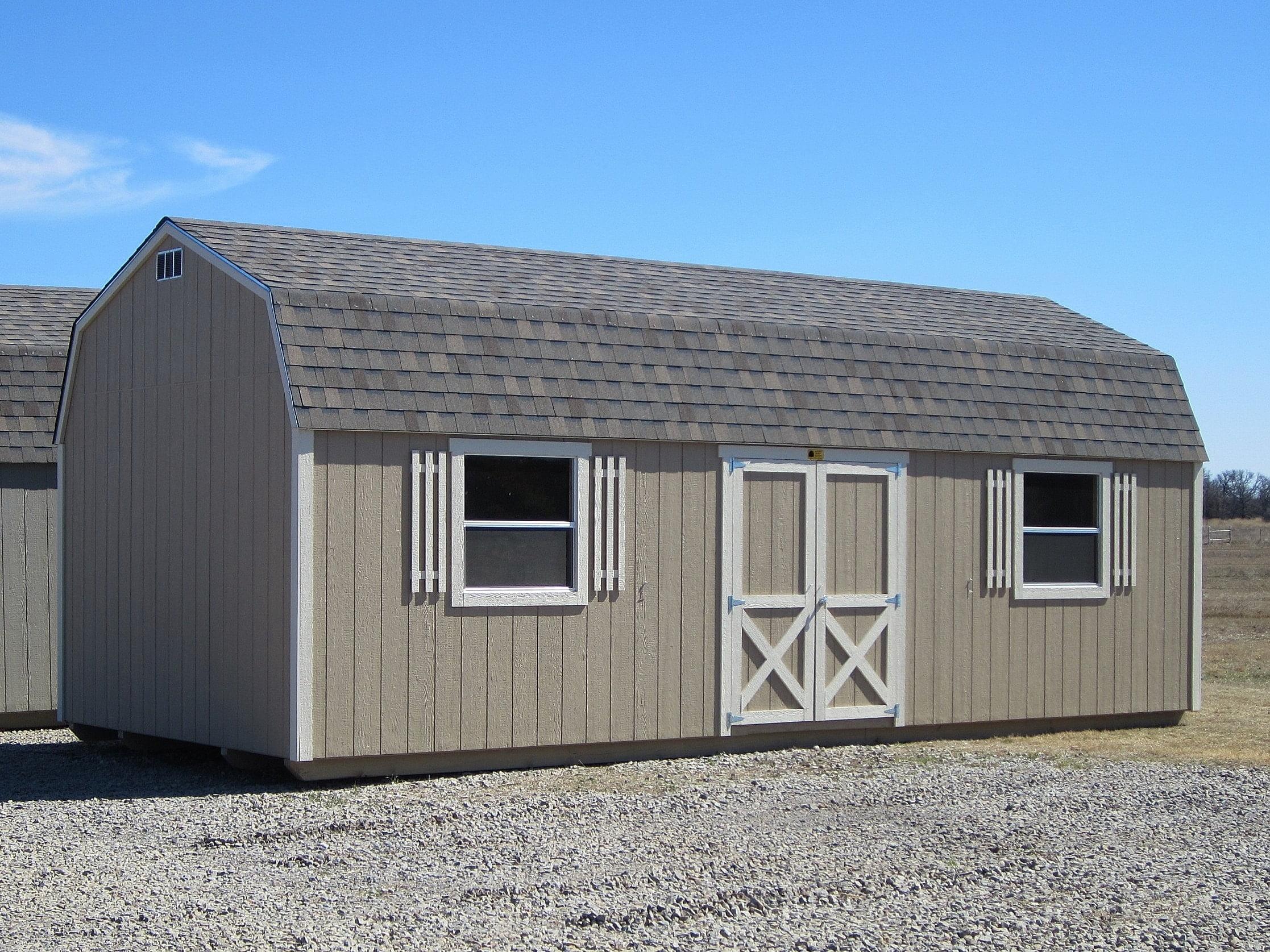 Loft Barns - Better Built Barns